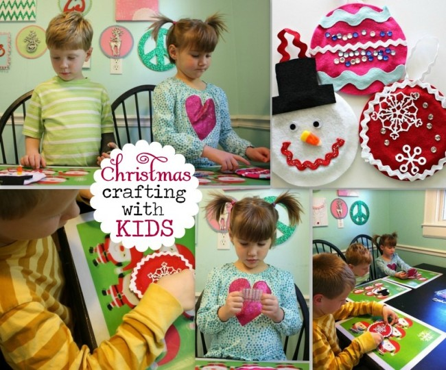 Kids-Craft-Making-Christmas-Ornaments