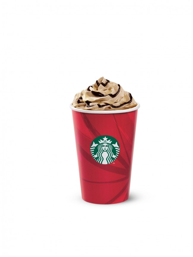Starbucks Honey Almond Hot Chocolate