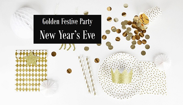golden Festive Party