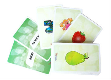 language learning for kids-multimedia set-playing cards english