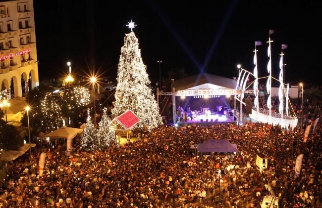 Χριστούγεννα-στην-Θεσσαλονίκη