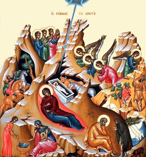 Η γέννηση του Ιησού Χριστού