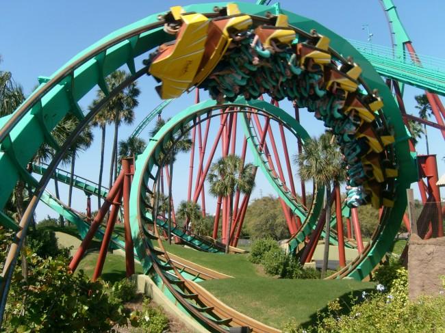 Busch-Roller-Coaster