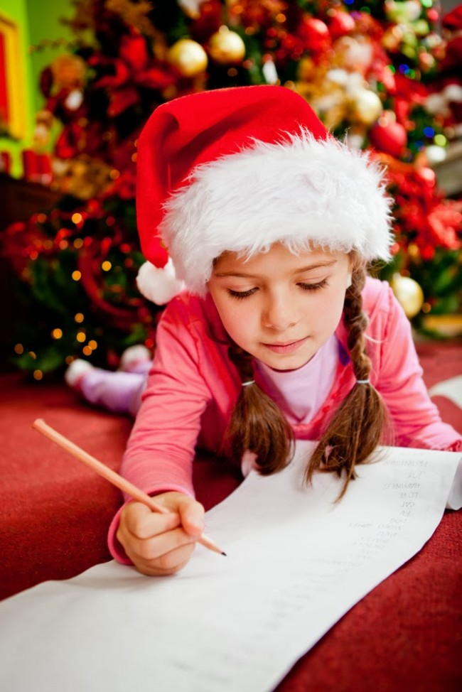 Χριστουγεννιάτικη λίστα