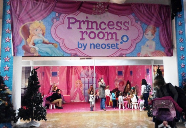 FOTO PRINCESS ROOM BY NEOSET 1