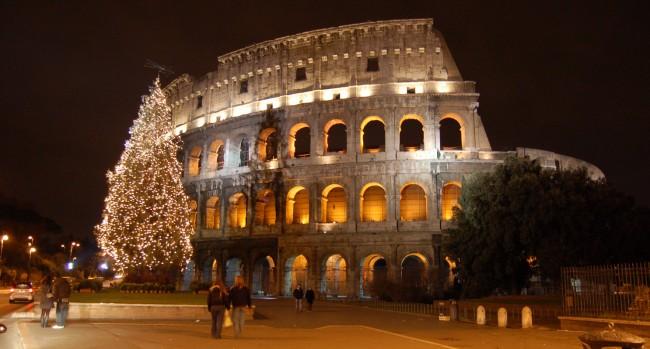 Natal-em-Roma-Coliseu