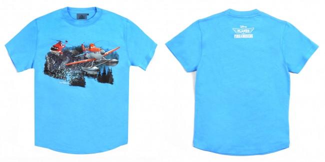 PlanesFR_Kids-Tshirt