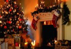 Tree-House-Christmas-Decorations-Ideas