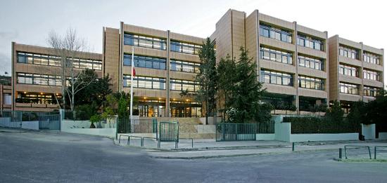 Lycée Franco Hellénique Eugène Delacroix