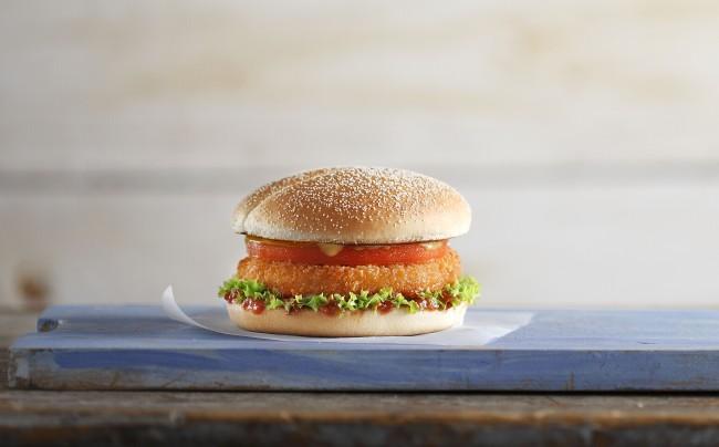 Goody's Μεσογειακά_Burger γαρίδας