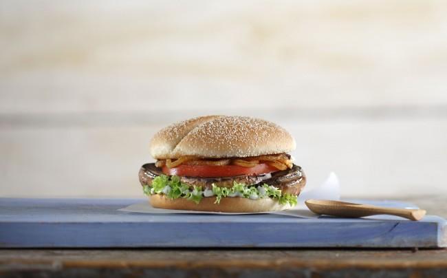 Goody's Μεσογειακά_Veggie Burger