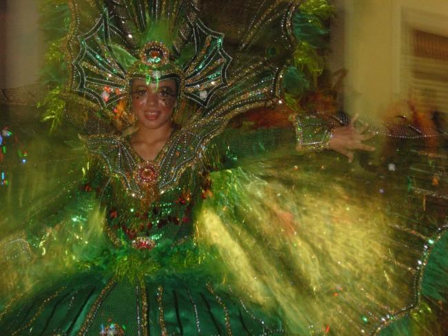 Merida carnaval