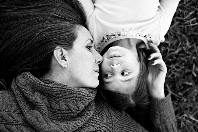 mother-daughter