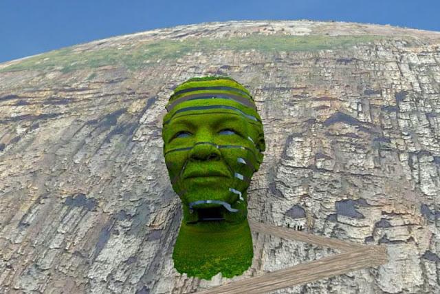 Νέλσον Μαντέλα  13 Μοναδικά έργα καλλιτεχνών d169bbb2325