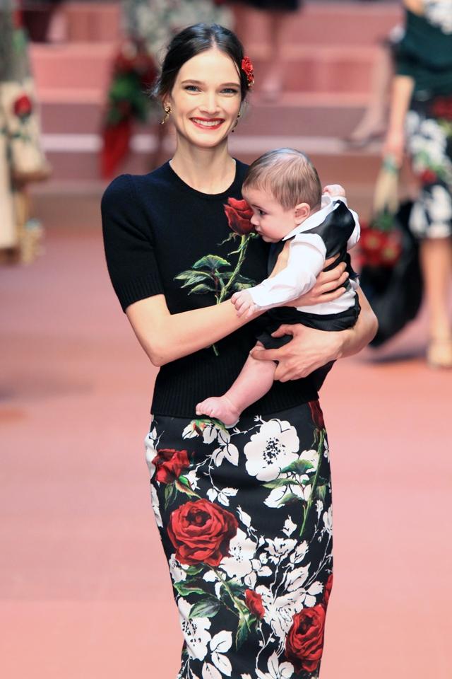 Baby-Dolce-Gabbana-MFW-Fall-2015