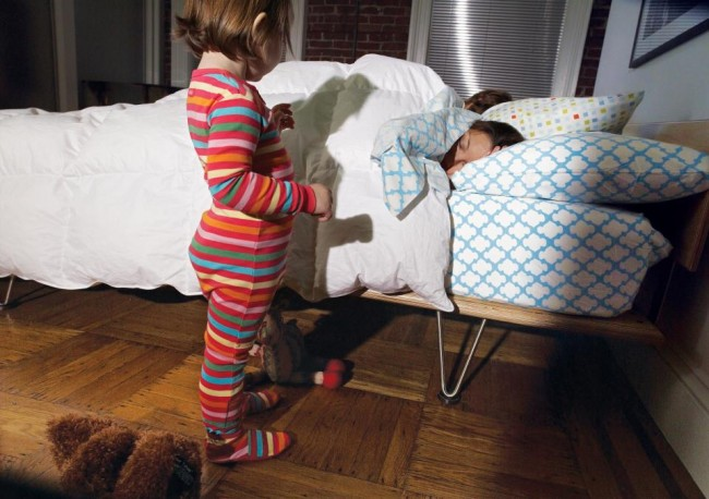 child-standing-bed