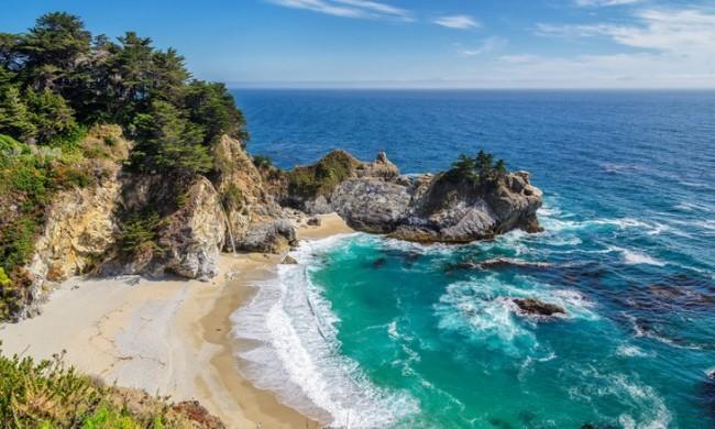 16. Pfeiffer Beach, Big Sur, California