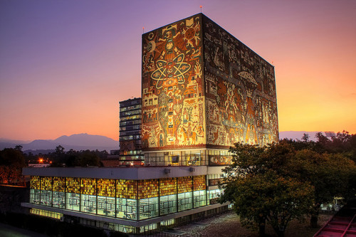 48-UNAM-Central-Library-Mexico-City-Mexico