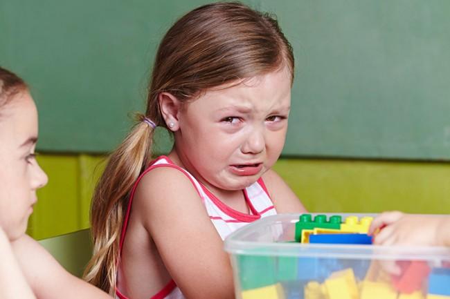 Preschool-Bullying