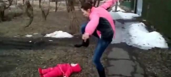 Μωρό της για να εκδικηθεί τον άντρα