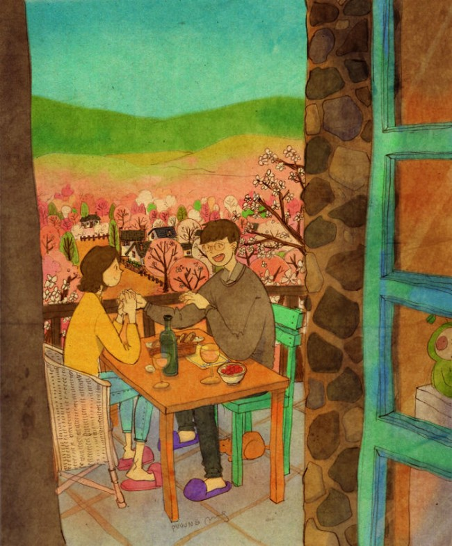 sweet-couple-love-illustrations-art-puuung-4__7001