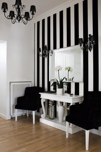 Infokids for Black n white living room