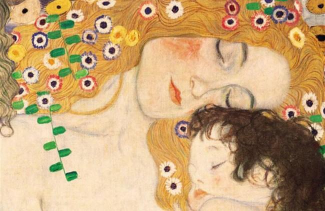 Klimet-Mother-and-Child-Artwork1905