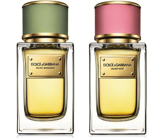 Dolce and Gabbana Velvet Rose / Velvet Bergamot