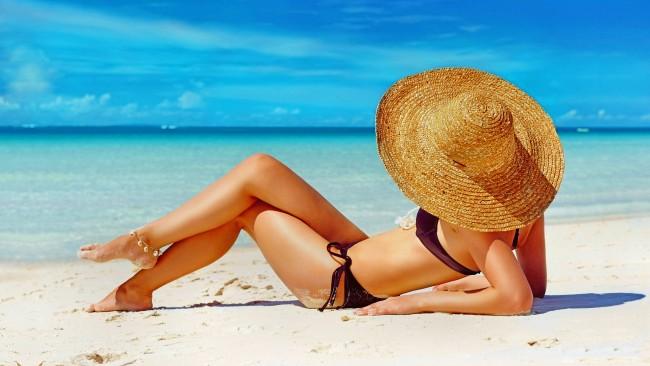 beach_woman