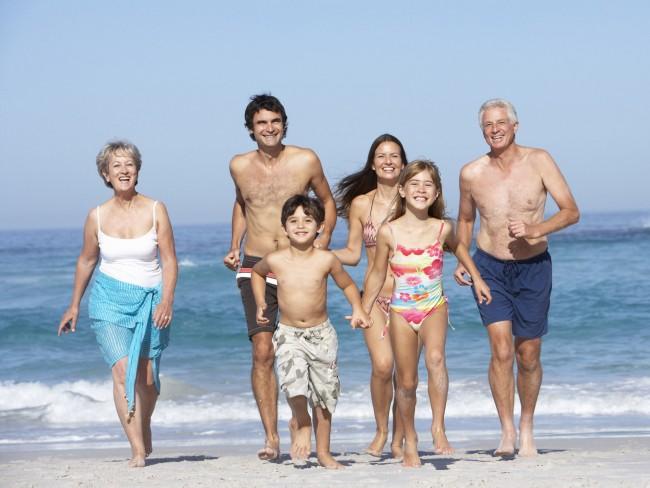 family_summer_vacation