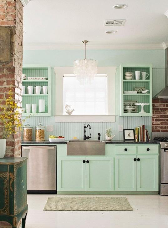 mint-kitchen-ideas