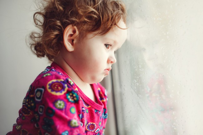 Depression-In-Toddlers