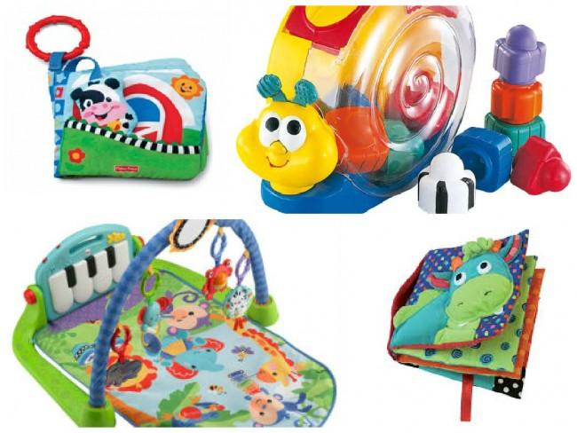 f0477a45da8 Βρεφικά Παιχνίδια για την ανάπτυξη του μωρού, από μήνα σε μήνα ...