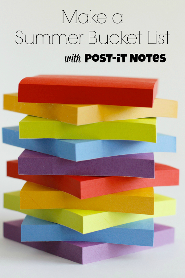 Make-a-Summer-Bucket-List-with-Post-it-Brand