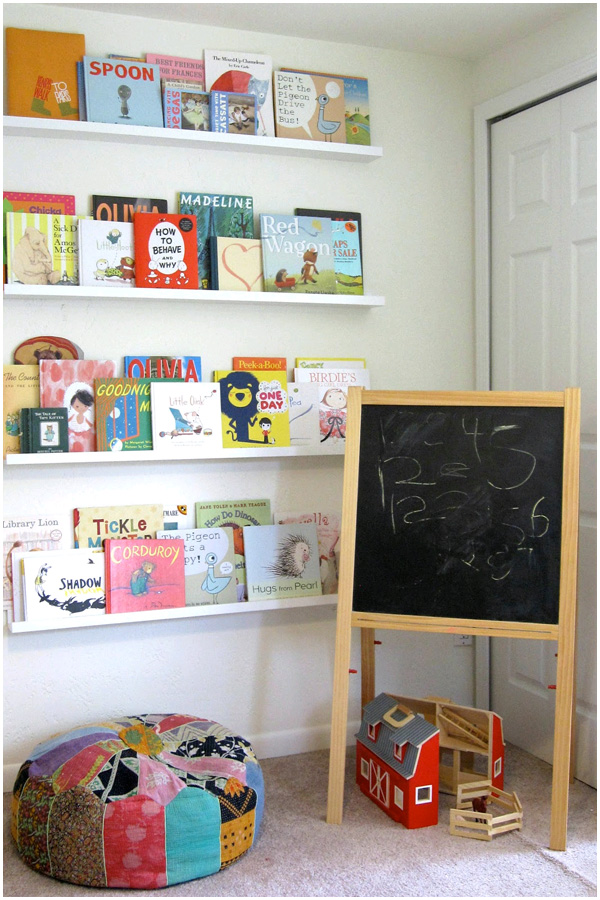 Kids need a view of their own blindsgalore blog for Kids reading corner ideas