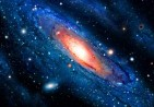 Galaxy-background