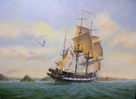 HMS_Beagle-2