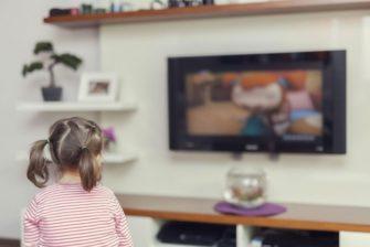 Little-Girl-Watching-TV