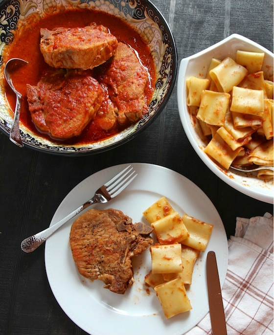 Pork-Chops-in-Sauce