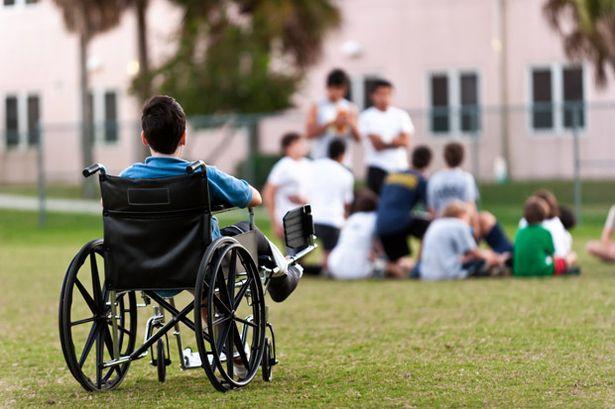 disabiled-children