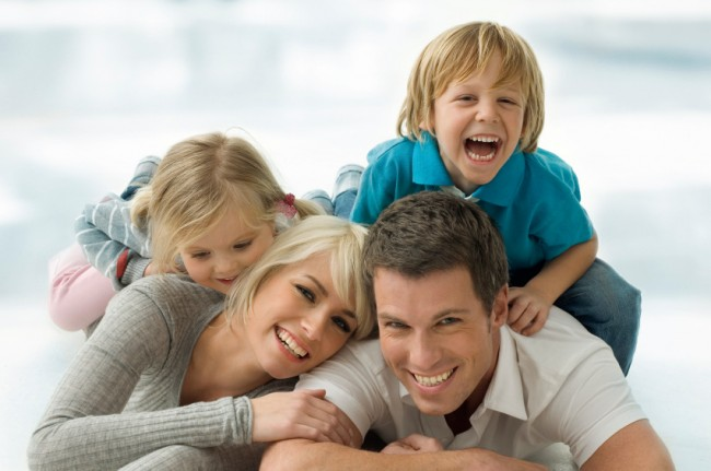 family-life-kids-parents