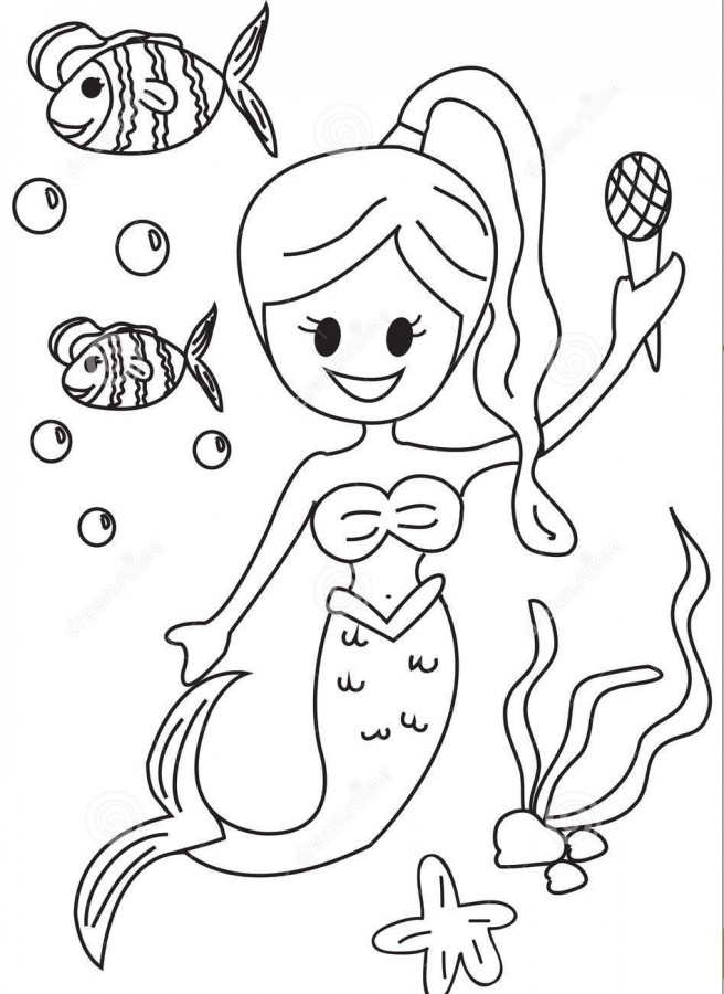 ocean animals coloring pages kindergarten snow - photo #43