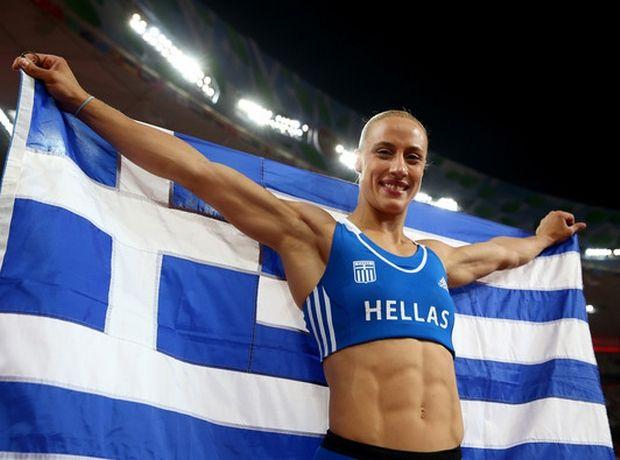 Nikoleta+Kyriakopoulou+15th+IAAF+World+Athletics+fUntECHKQyql