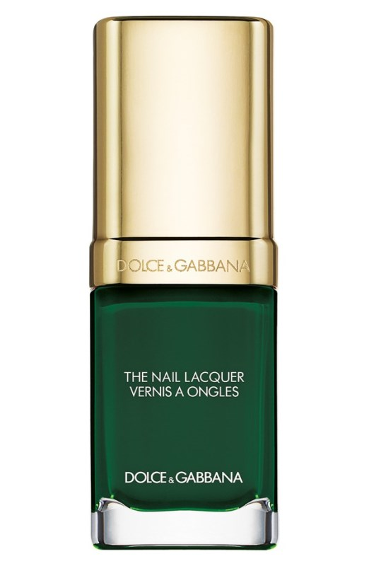 Dolce & Gabbana The Nail Lacquer - Wild Green