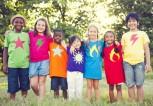 bigstock-Diverse-Superhero-Children-in-62232164