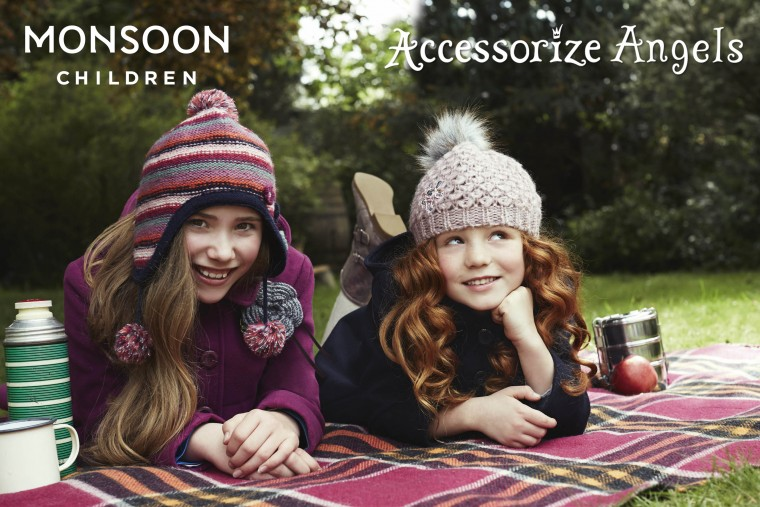 ACCESSORIZE ANGELS MONSOON CHILDREN 3