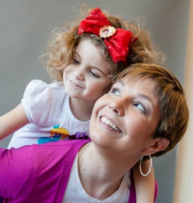 μαμά και κόρη