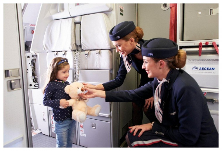 Aegean For Families_on board girl low