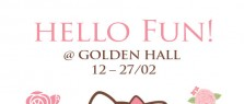Hello Fun...Hello Kitty @Golden Hall_12-27.02.2016