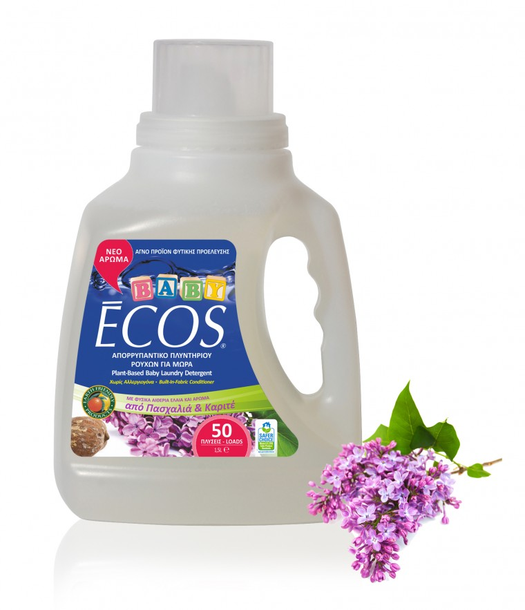 ecos baby _ lilac sea butter _ product